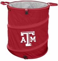 Texas A&M Aggies Tailgate Trash Can / Cooler / Laundry Hamper