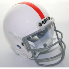 Texas Longhorns 1947-50 Schutt Throwback Mini Helmet