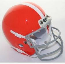 Texas Longhorns 1951-57 Schutt Throwback Mini Helmet