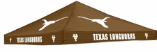 Texas Longhorns Rust Logo Tent Replacement Canopy