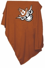 Texas Longhorns Vault Sweatshirt Blanket