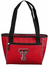 Texas Tech Red Raiders 8 Can Cooler Tote