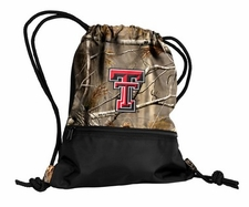 Texas Tech Red Raiders Realtree String Pack / Backpack