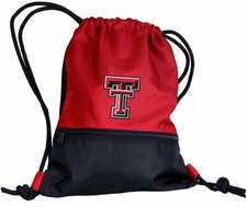 Texas Tech Red Raiders String Pack / Backpack