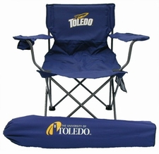 Toledo Rockets Rivalry Adult Chair