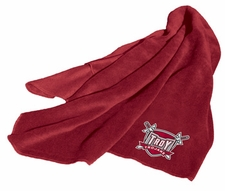 Troy Trojans Fleece Throw