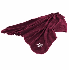 TX A&M Huddle Throw