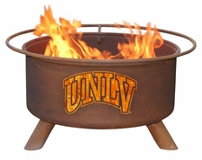 UNLV Runnin' Rebels Outdoor Fire Pit