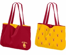 USC Trojans Reversible Tote Bag