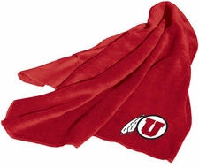 Utah Utes Fleece Throw