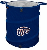 UTEP Miners Tailgate Trash Can / Cooler / Laundry Hamper