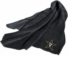 Vanderbilt Commodores Fleece Throw