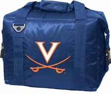 Virginia Cavaliers 12 Pack Small Cooler