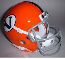 Virginia Cavaliers 1968 Schutt Throwback Mini Helmet