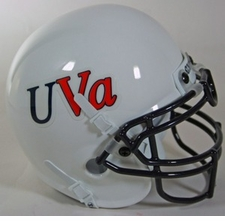 Virginia Cavaliers 1982-83 Schutt Throwback Mini Helmet