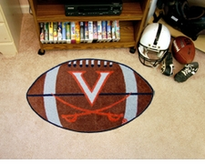 "Virginia Cavaliers 22""x35"" Football Floor Mat"