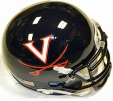 Virginia Cavaliers Schutt XP Authentic Mini Helmet