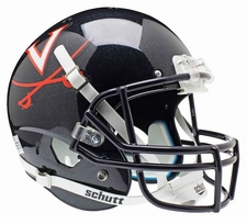 Virginia Cavaliers Schutt XP Full Size Replica Helmet