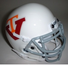 Virginia Tech Hokies 1974 Schutt Throwback Mini Helmet