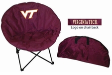 Virgnia Tech Hokies Round Sphere Chair