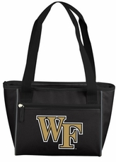 Wake Forest Demon Deacons 16 Can Cooler Tote