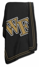 Wake Forest Demon Deacons Classic Fleece Blanket