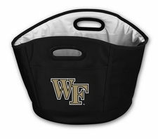 Wake Forest Demon Deacons Party Bucket