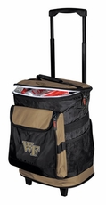 Wake Forest Demon Deacons Rolling Cooler