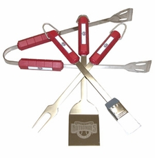 Washington Nationals Grill BBQ Utensil Set