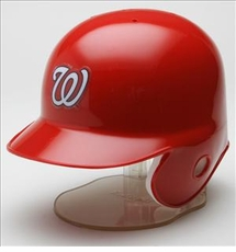 Washington Nationals Riddell Mini Baseball Batting Helmet