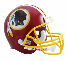 Washington Redskins 1978-2003 Throwback Riddell Pro Line Helmet