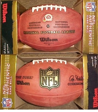 Washington Redskins 75th Anniversary Wilson Official NFL Game Football