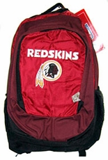 Washington Redskins Backpack