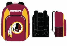Washington Redskins Backpack - Southpaw Style