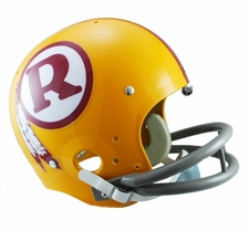 Washington Redskins Classic TK 1970-71 Throwback Riddell Replica Helmet
