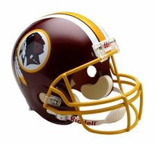 Washington Redskins Full-Size Deluxe Replica Helmet