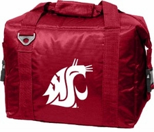 Washington State Cougars 12 Pack Small Cooler