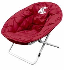 Washington State Cougars Sphere Chair