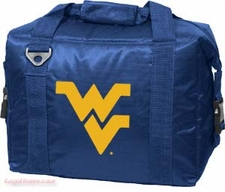 West Virginia Mountaineers 12 Pack Small Cooler