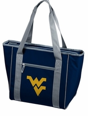 West Virginia Mountaineers 30 Can Cooler Tote