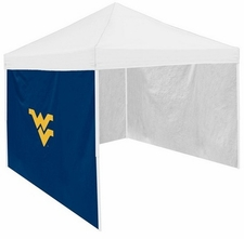 West Virginia Mountaineers Navy Side Panel for Logo Tents