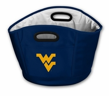 West Virginia Mountaineers Party Bucket