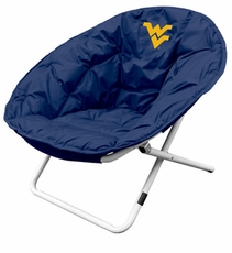 West Virginia Mountaineers Sphere Chair