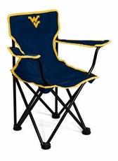 West Virginia Mountaineers Toddler Chair