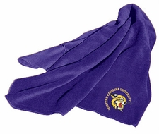 Western Carolina Catamounts Fleece Throw