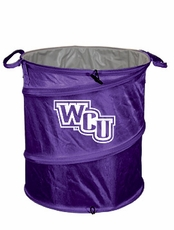 Western Carolina Catamounts Tailgate Trash Can / Cooler / Laundry Hamper
