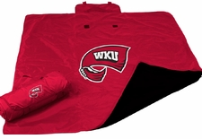 Western Kentucky Hilltoppers All Weather Blanket