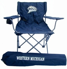 Western Michigan Broncos Rivalry Adult Chair