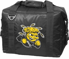 Wichita State Shockers 12 Pack Small Cooler