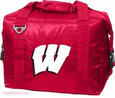 Wisconsin Badgers 12 Pack Small Cooler